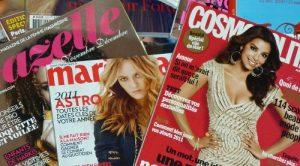 Zeitschriften Gewinnspiele