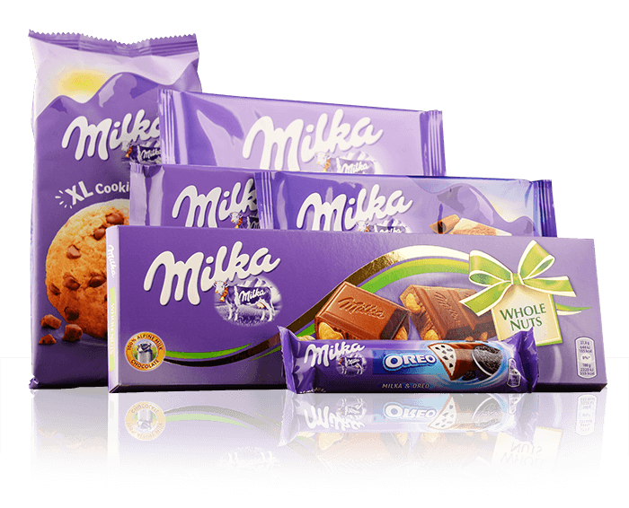 Milka-Schokolade Gewinnspiel