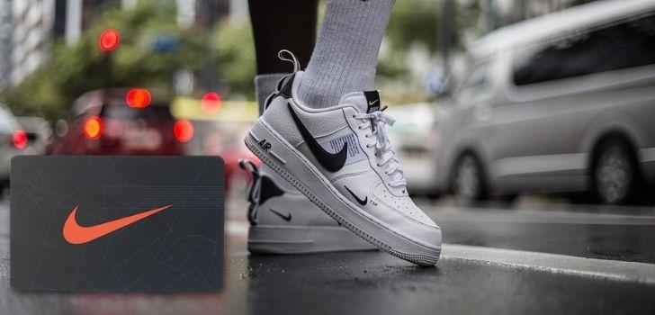 Nike Gutschein Gewinnspiel