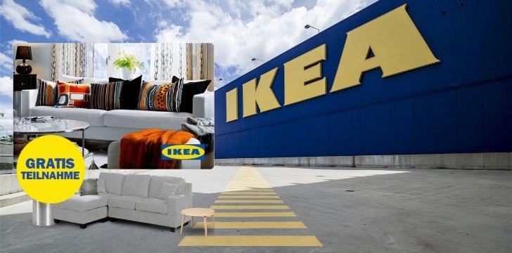 Gewinnspiel Ikea Gutschein