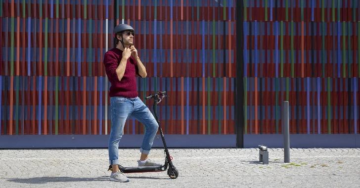 Gewinnspiele Polizei E-Scooter Fischer