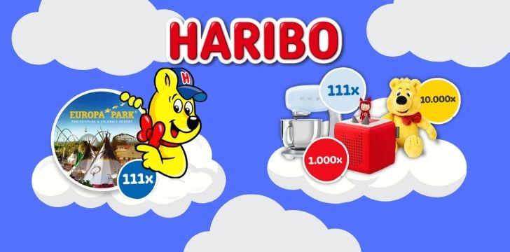 Haribo Gewinnspiel Europapark