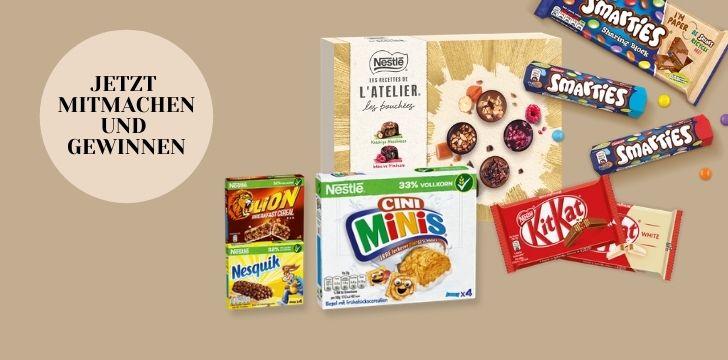 Nestle Gewinnspiele