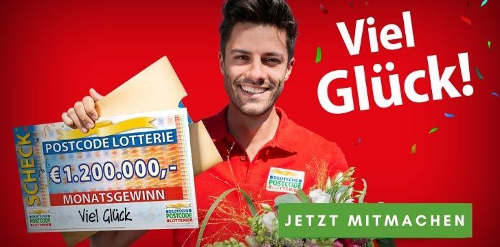 Postcode-Lotterie Gewinnspiele