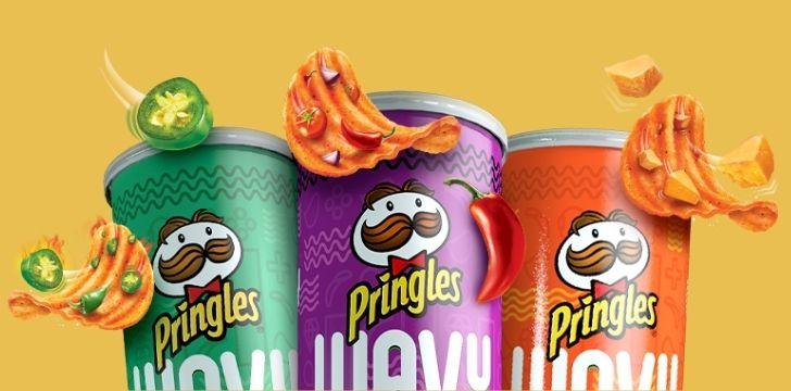 Pringles Wavy gewinnen