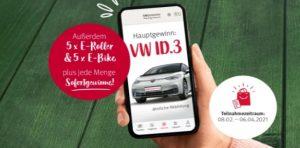 Rossmann App Gewinnspiel