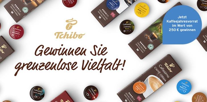 Tchibo Kaffee Gewinnspiel