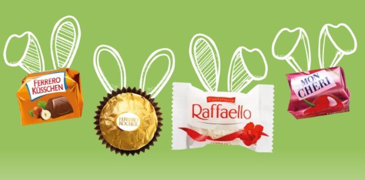 Ferrero Oster-Gewinnspiel