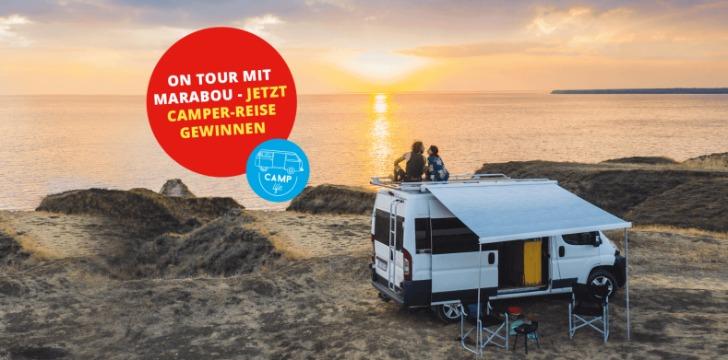 Reise mit Camper gewinnen