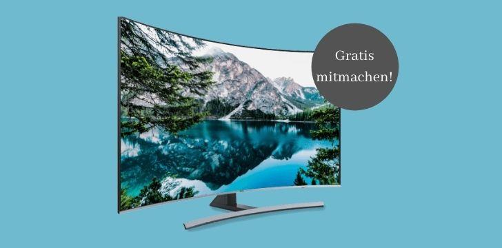 Samsung TV Gewinnspiel