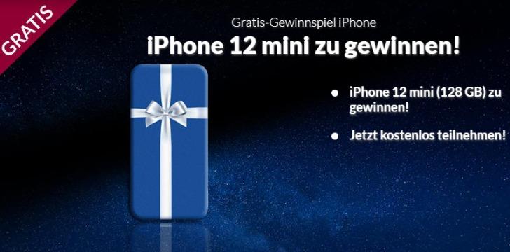 Winario iPhone Gewinnspiel