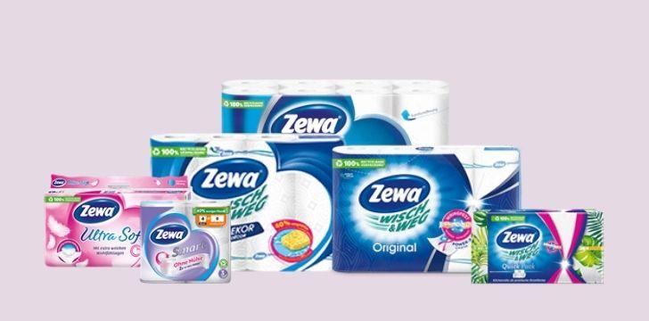 Zewa Produktpaket gewinnen