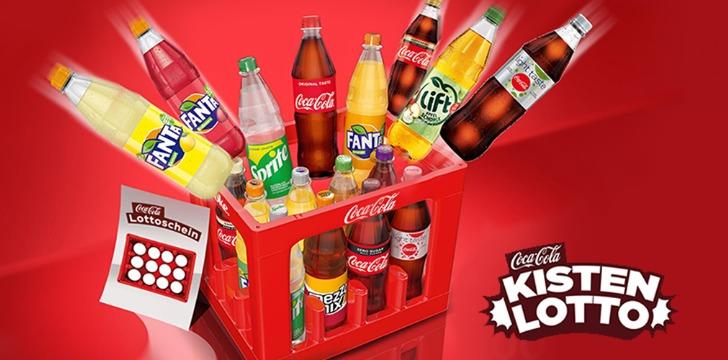 Coca-Cola Kistenlotto