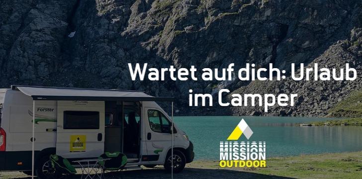 Mission Outdoor Camper Gewinnspiel
