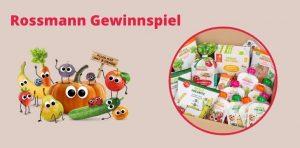 Rossmann Snack Gewinnspiel