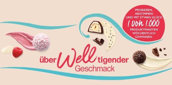 Ferrero Produktpaket Gewinnen