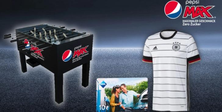 Pepsi Max Penny Gewinnspiel