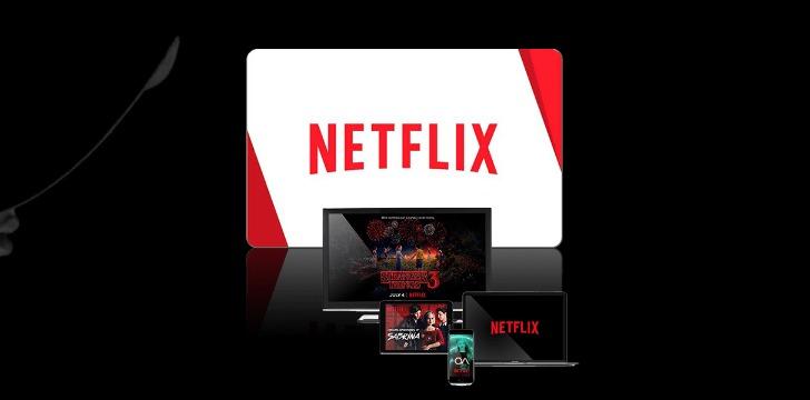 Netflix Gutschein gewinnen