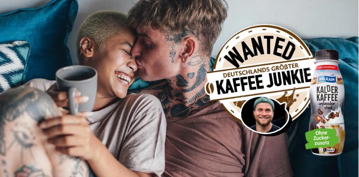 Kalder Kaffee Roller Gewinnspiel