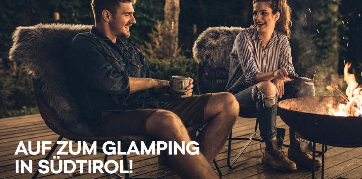 Skoda Glamping-Urlaub