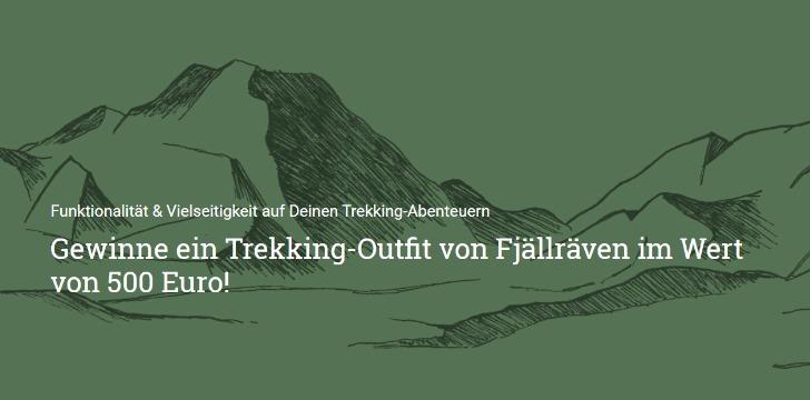Trekking-Outfit gewinnen