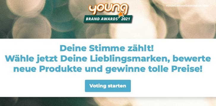 Young Brands Award Verlosung
