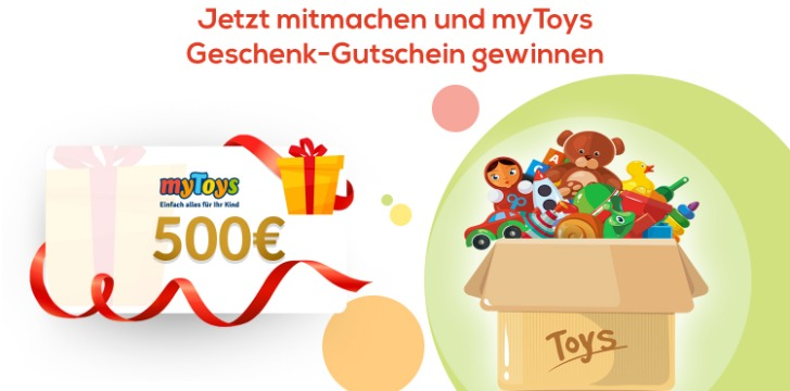 myToys Gewinnspiel