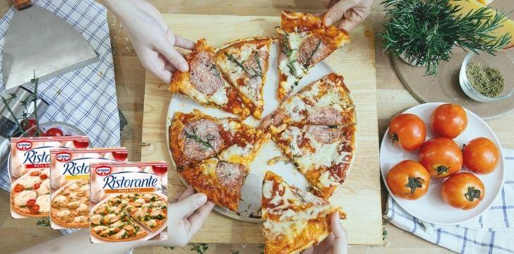 Ristorante Pizza gewinnen