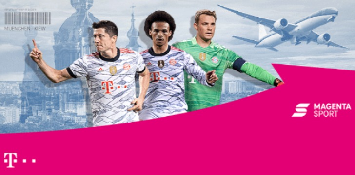 Telekom FC Bayern Gewinnspiel gratis